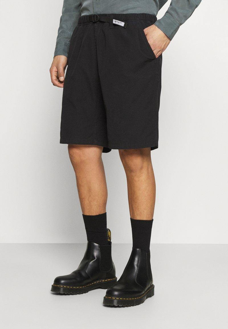 Carhartt WIP - CLOVER LANE - Shorts - black