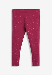 Next - 5 PACK - Leggings - Trousers - red - 1