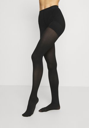 INCREDIBLE LEGS - Tights - black