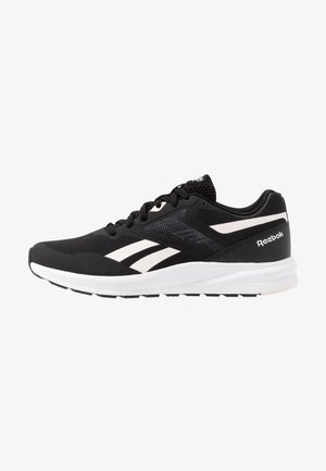RUNNER 4.0 - Laufschuh Neutral - black/glass pink/white