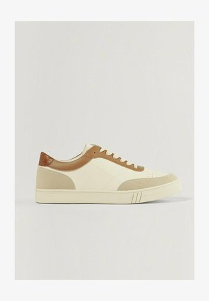 Sneakers laag - beige/brown