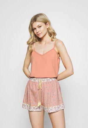 MINI LEAF - Pyjamas - warm pink