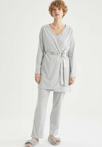 DeFacto - Dressing gown - grey - 1