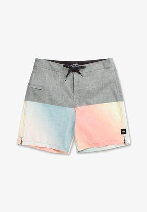 MN HALFSIES BOARDSHORT - Shorts - pewter/gradient