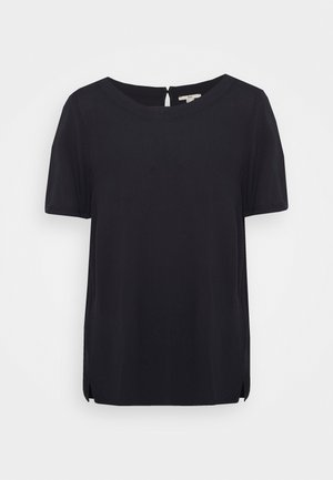 BLOUSE - Basic T-shirt - navy
