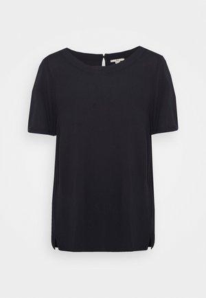 BLOUSE - T-shirt basic - navy