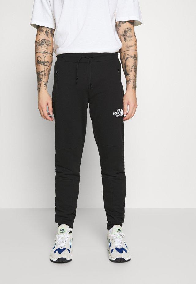 PANT  - Pantalon de survêtement - black