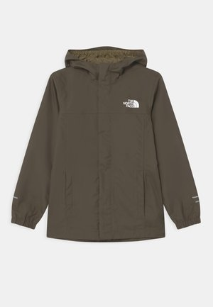 RESOLVE REFLECTIVE - Outdoorová bunda - new taupe green