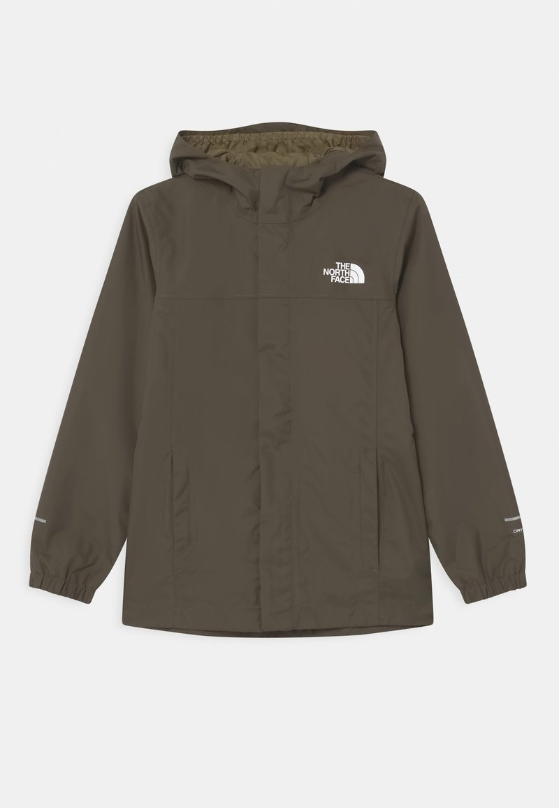 The North Face - RESOLVE REFLECTIVE - Impermeabile - new taupe green