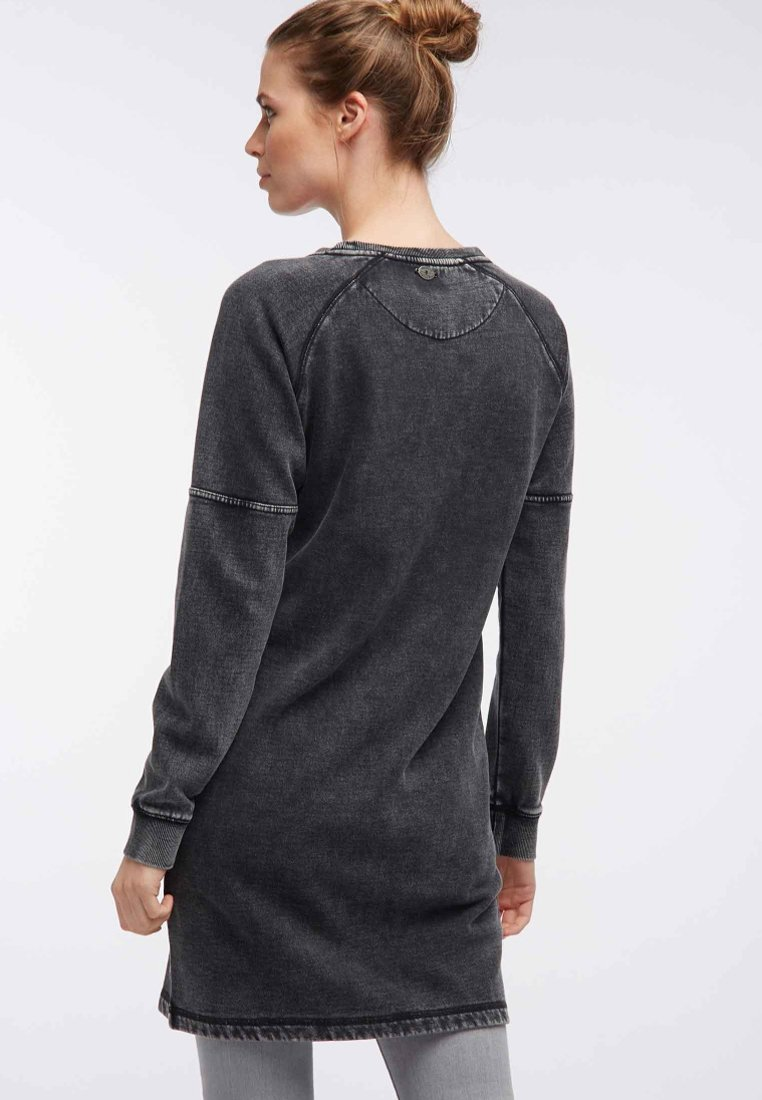 DreiMaster Robe d'été - black