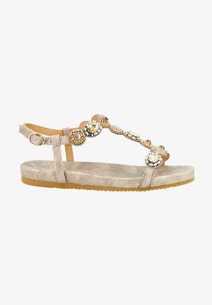 VICTORIA - Sandals - gold