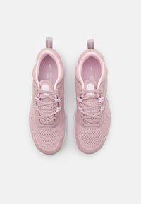 Nike Performance - REACT MILER 2 - Nøytrale løpesko - plum chalk/white/pink foam - 3