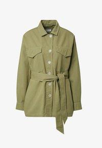EDITED - Short coat - oliv - 5