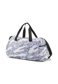 Puma - BARREL BAG - Sports bag - puma white-untamed - 2