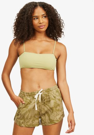 Swimming shorts - green tea