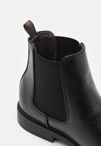 Burton Menswear London - CALLEN - Stiefelette - black - 5