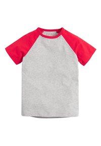 Next - 4 PACK RAGLAN T-SHIRTS - Print T-shirt - grey - 5