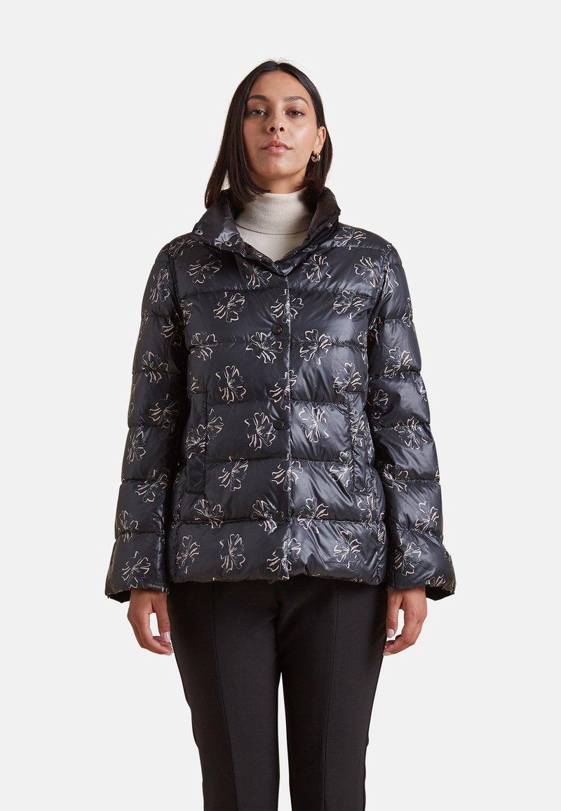 Elena Mirò - Down jacket - nero