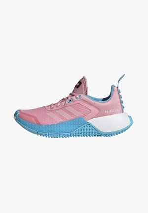 X LEGO SPORT RUNNING ACTIVE PRIMEBLUE - Neutral running shoes - pink