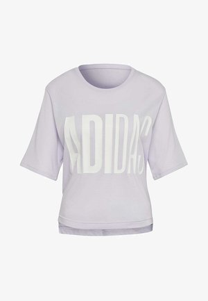 T-SHIRT - Print T-shirt - purple tint