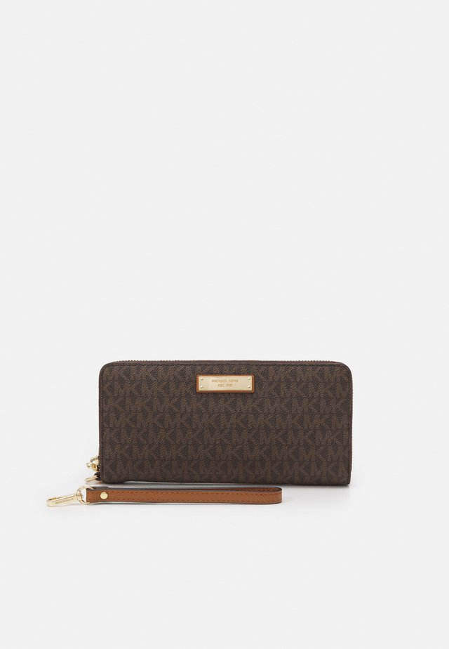 TRAVEL CONTINENTAL - Wallet - brown