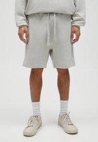 PULL&BEAR - Shorts - green - 0