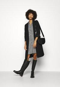 Esprit - MAROCIAN - Day dress - black - 1