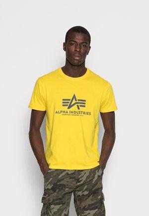 Printtipaita - empire yellow