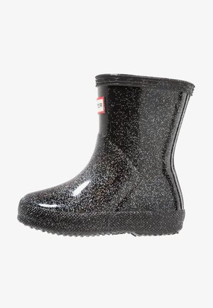 KIDS FIRST CLASSIC STARCLOUD - Wellies - black/multicolor