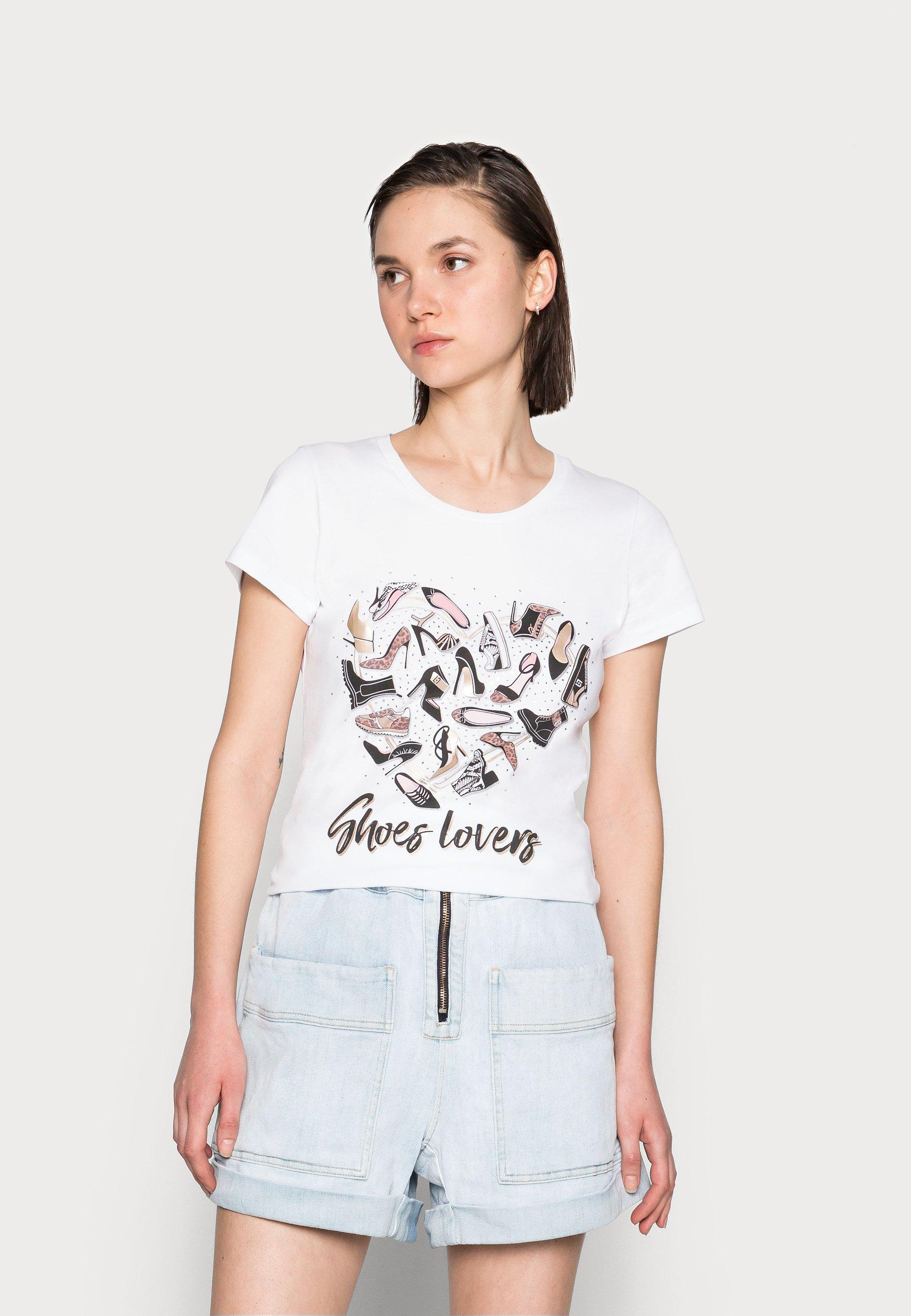 Damen MODA - T-Shirt print