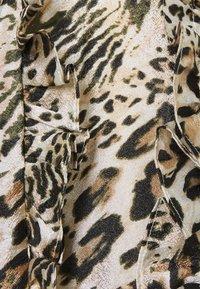 Stella Nova - Button-down blouse - beige/brown/black - 2