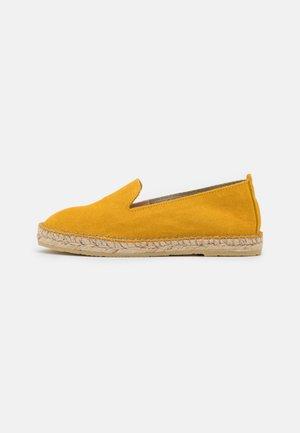 JAYLA - Espadrilky - yellow