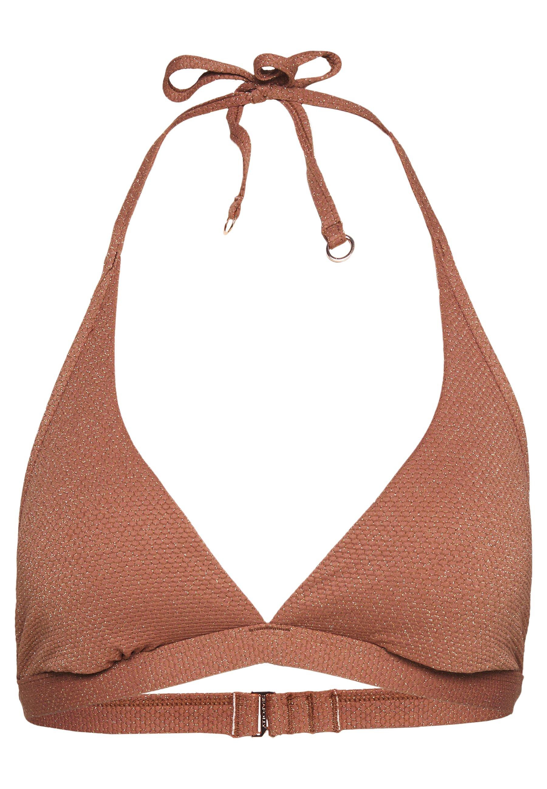 Women STARDUSTHALTER BRA - Bikini top