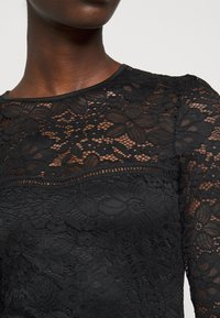 Anna Field Tall - Long sleeved top - black - 5