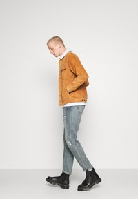 Gianni Lupo - Straight leg jeans - blue - 3