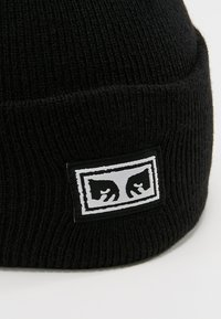Obey Clothing - ICON EYES BEANIE - Beanie - black - 4