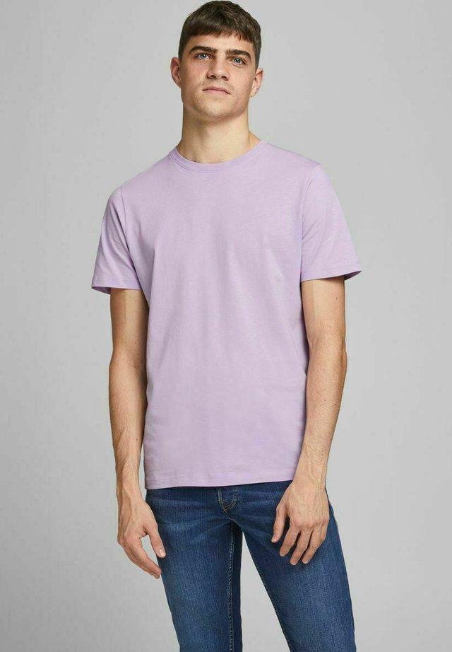 JJEORGANIC - T-shirt basic - lavender
