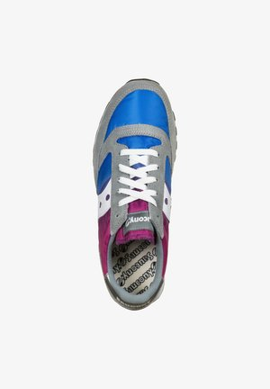 SCHUHE JAZZ - Zapatillas - gray/blue/pink