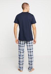 Jockey - PANTS - Pyžamový spodní díl - shell gray - 2
