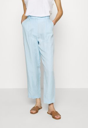 TAPERED - Stoffhose - sail blue