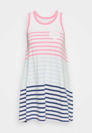 GIRL TANK - Jersey dress - new off white