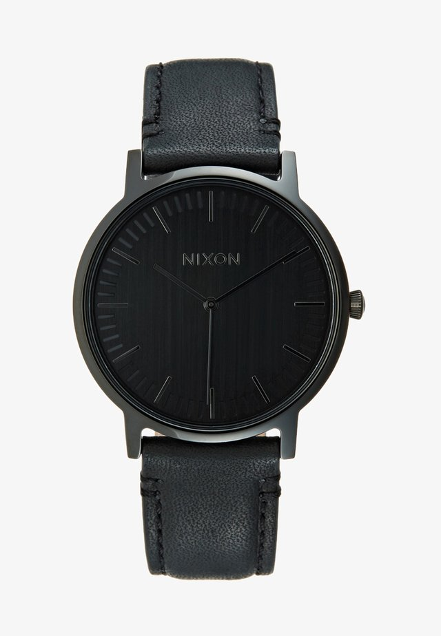 PORTER - Watch - black