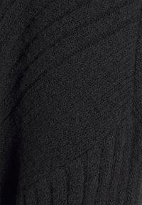 Vero Moda - VMSUMA HOOD - Cardigan - black - 6