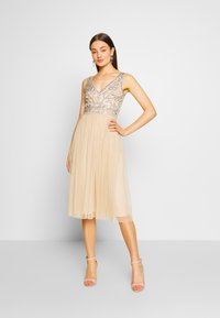 Lace & Beads - MELANIE DRESS - Cocktail dress / Party dress - cream - 1