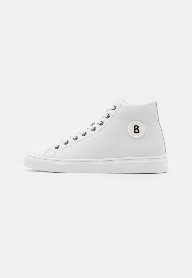 NEW SALZBURG  - Sneakers hoog - white