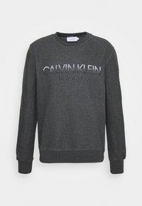 Calvin Klein - TONE ON TONE - Sweatshirt - grey - 0