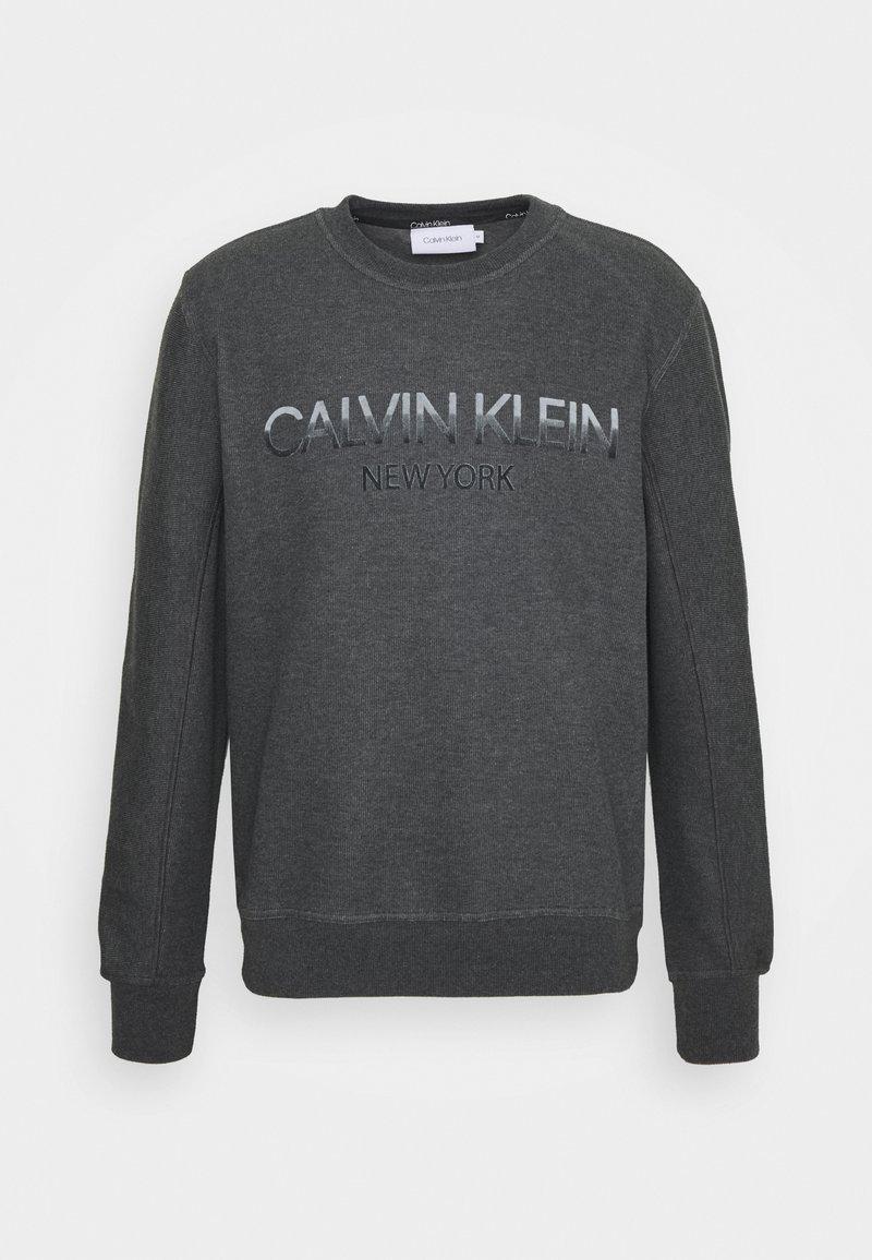 Calvin Klein - TONE ON TONE - Sweatshirt - grey