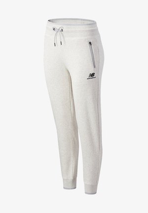 Tracksuit bottoms - sea salt heather