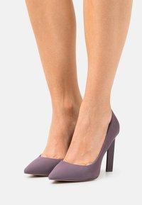 Call it Spring - VEGAN DIORAA - Zapatos altos - purple - 0
