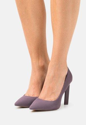 VEGAN DIORAA - Zapatos altos - purple